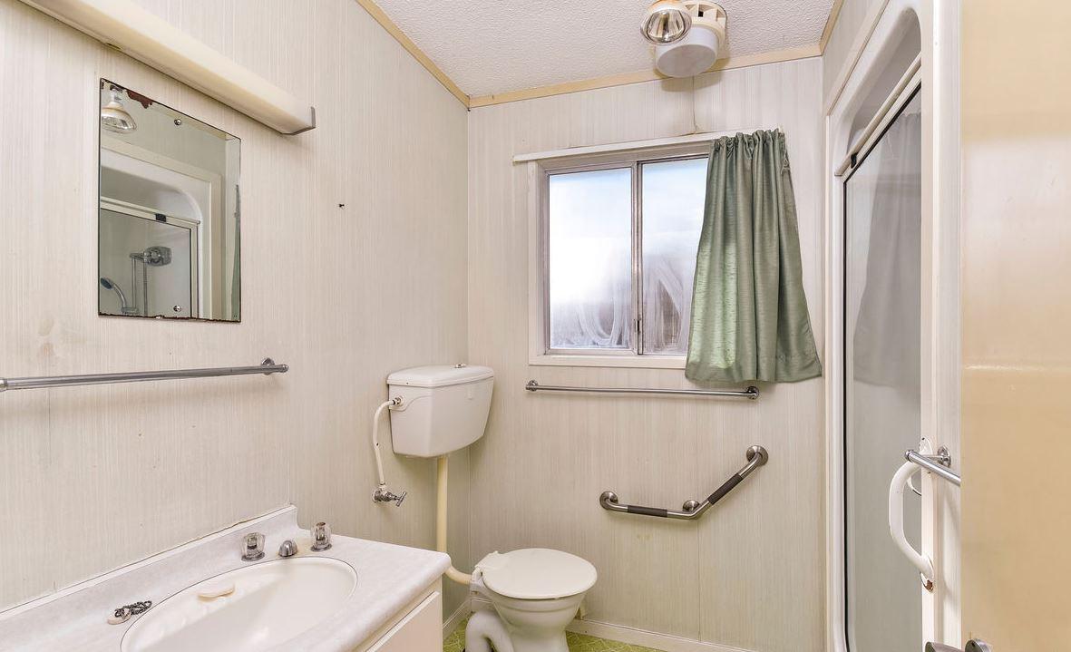 Sunnynook home and bathroom renovation