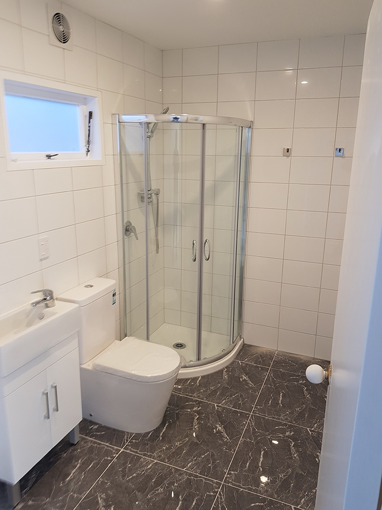 South West Auckland Total Bathroom Make Over