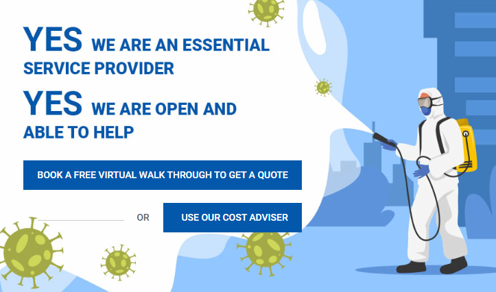 YES, We Are An Essential Service Provider