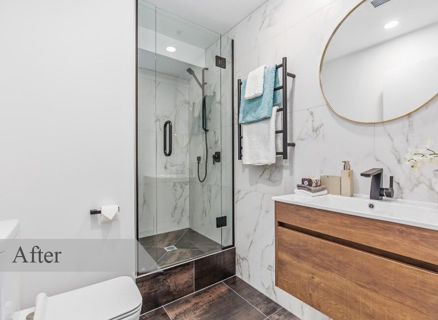 Our Top 5 Bathroom Renovations In Auckland